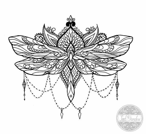 Dessins Tatouages Jadgarden Création Site Internet Et